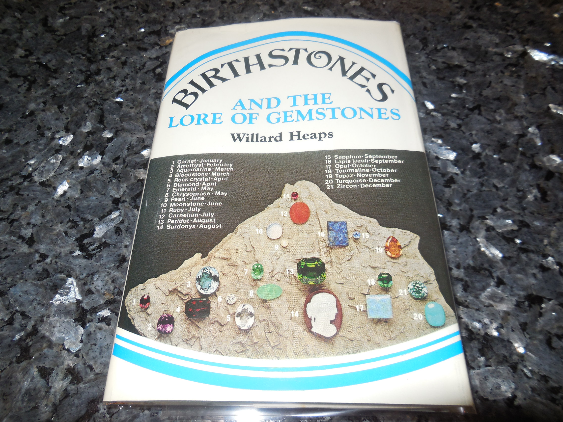 Image for Birthstones and the Lore of Gemstones